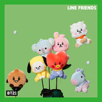【LINE FRIENDS BT21】BABY★Golf Driver Cover ヘッド カバー