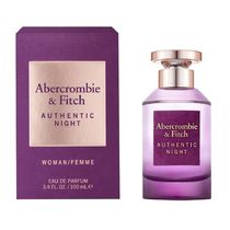 Abercrombie & Fitch(アバクロ) 香水・フレグランス ☆NEW! Abercrombie & Fitch Authentic Night Woman EDP 100ml