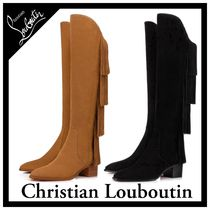 21SS《CHRISTIAN LOUBOUTIN》Boot Lion 55 mm
