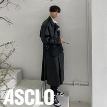 The Dual Trench Coat (Black)