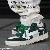 直営店 Off-white Floating Arrow ローカット