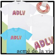 ☆関税込☆acme'de la vie★DONUT RING SHORT SLEEVE T-SHIR.T