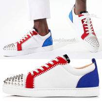 CHRISTIAN LOUBOUTIN Louis Junior Spikes Orlato スニーカー