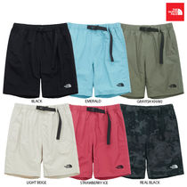 【THE NORTH FACE】PROTECT DAILY SHORTS