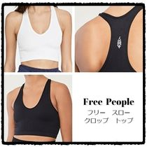 FP Movement by Free People☆ フリー スロー クロップ トップ