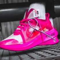 OFF-WHITE × NIKE ZOOM FLY PINK