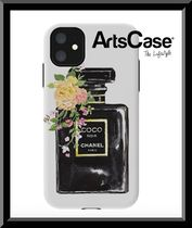 ArtsCase ★Perfume With Flower iPhoneケース