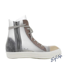 RICK OWENS SNEAKERS WHITE
