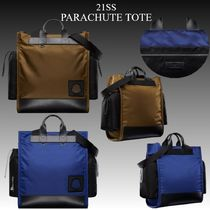 21SS★新作★MONCLER★PARACHUTE TOTE メンズ トートバッグ