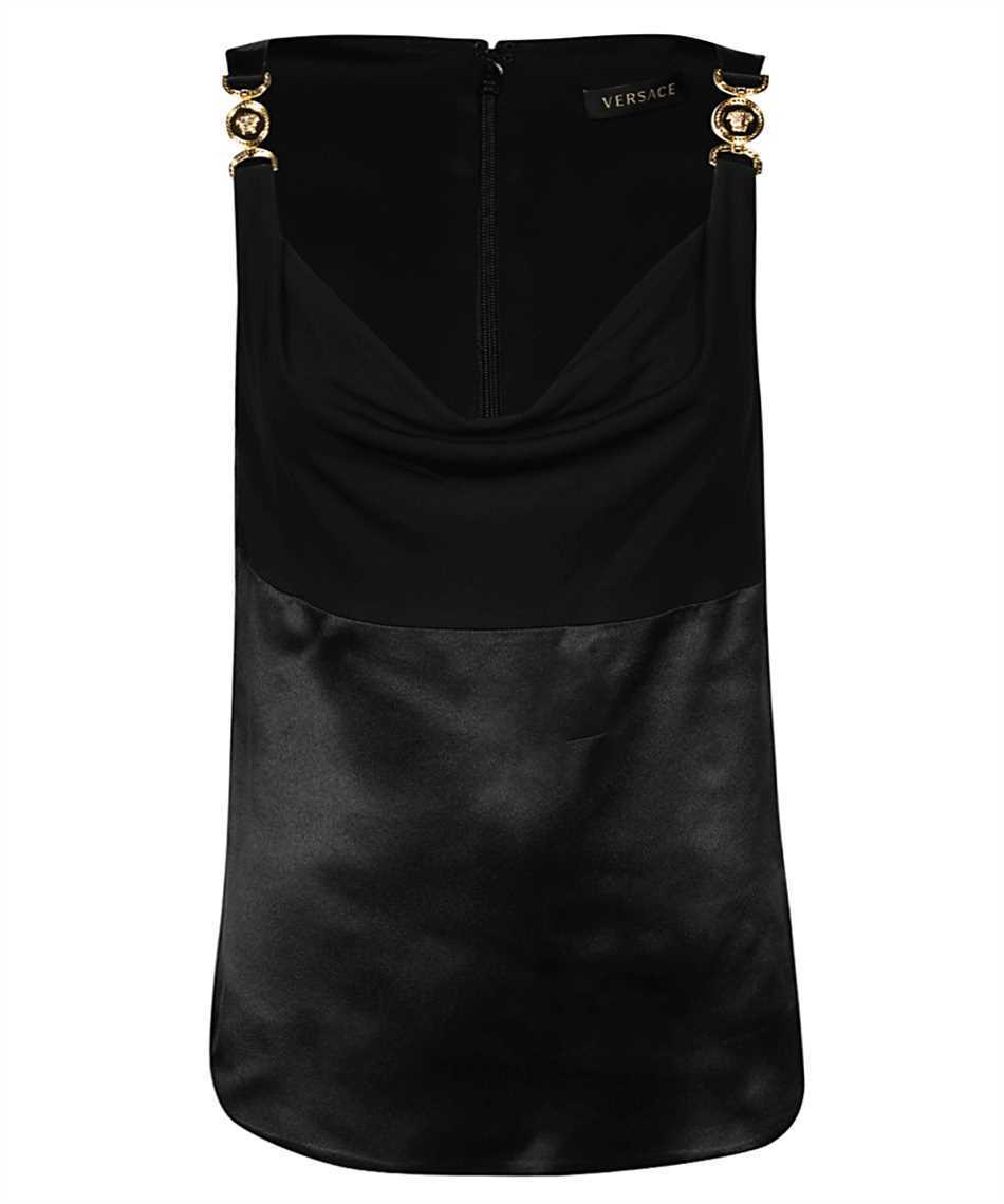 Versace A85875 A231743 Top タンクトップ ベルサーチ (VERSACE/タンクトップ) 66957560