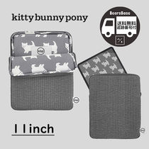 kitty bunny pony Quilting Happy Kitty Tablet PCPouch BBH1400