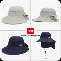 [THE NORTH FACE] ★韓国大人気★W LIGHT SHIELD HAT