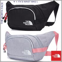 【THE NORTH FACE】★キッズウェストポーチ★K'S WAIST BAG L