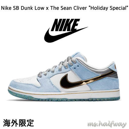 """Nike SB Dunk Low x The Sean Cliver """"Holiday Special"""""""