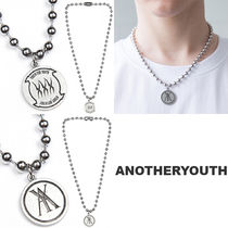 ★2021SS新作★ANOTHERYOUTH★a pendant necklace_シルバー