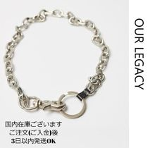 OUR LEGACY★LADON メタル チェーン ネックレス