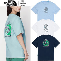 ★THE NORTH FACE★人気 SAVE THE ISLAND ECO S/S R/TEE NT7UM16