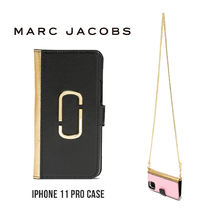 MARC JACOBS マーク ChainStrap iPhone 11Pro【送料0/国内即発】