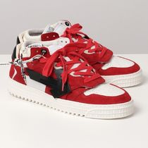 OFF-WHITE 3.0 OFF COURT LOW SNEAKERS