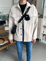ASCLO Pocket Shirt Jacket (2color)