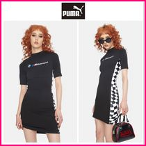 2021SS最新作!! ☆ Puma ☆ BMW MOTORSPORT VINTAGE MINI DRESS