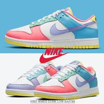 NIKE WMNS DUNK LOW EASTER - ナイキ ダンク ロー イースター