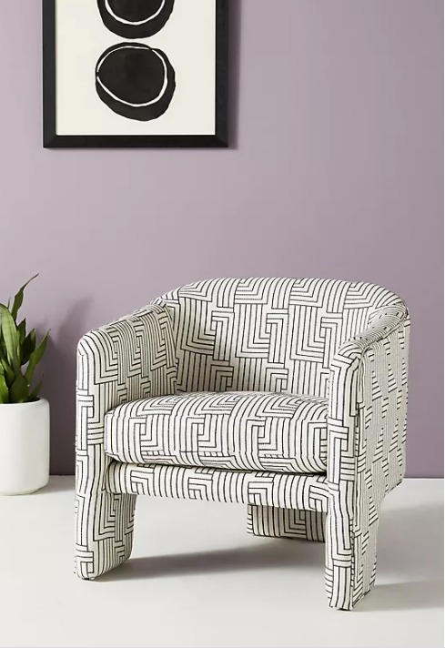《Anthropologie》Effie Tripod Chair アクセントチェア (Anthropologie/椅子・チェア) 66997981