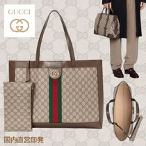 【GUCCI】国内直営即発  トートバッグ  送料込み