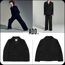 [ADD SEOUL] ★韓国大人気★ESSENTIAL CROPPED BLAZER