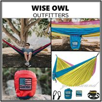 Wise Owl Outfitters◆2人用ハンモック コンパクトで軽量 ! 便利