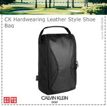 Calvin Klein Golf / 21SS / Leather Style Shoe Bag