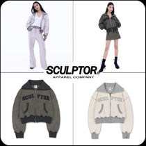 [ SCULPTOR]★韓国大人気★ Inside-Out Zip-Up