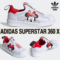 ★adidas KIDS x Disney★Superstar 360 X 17‐21㎝★追跡付