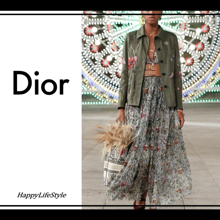 Look 33◇プリント Day Dress◇Dior (Dior/ワンピース) 67019042