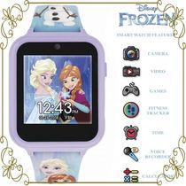 【DISNEY】Frozen 2 Kid's Touch-Screen Smart Watch 限定モデル