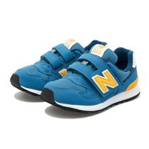 ☆NEW BALANCE キッズ PO313BY BLUE/YELLOW(BY) 国内発送 正規品