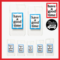 have a good time Blue Frame Iphone Case NE3333 追跡付