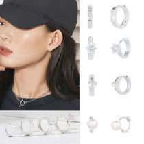 Wing bling☆[silver925]More Bright ワンタッチピアス_全4種