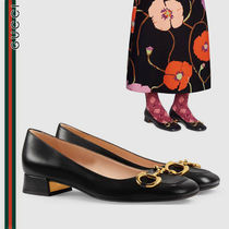 GUCCI グッチ Women's ballet flat with Horsebit シューズ