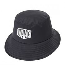 【WAAC】WAAC ロゴパッチ バケットハット(2color)