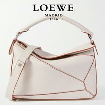 ∞∞ LOEWE ∞∞ Puzzle small leather shoulder バッグ☆