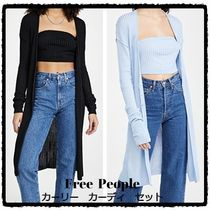 Free People SALE☆ カーリー カーディ セット