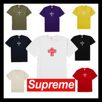 【Supreme】 Cross Box Logo Tee FW 20 WEEK 17 人気
