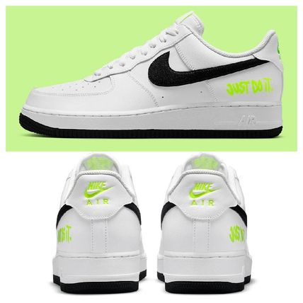 "【Nike】AIR FORCE 1 LOW★エアフォース ""Just Do It"" DJ6878"