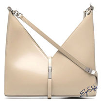 BORSA CUT OUT PICCOLA IN PELLE