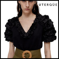 【Uterque】COMBINED T-SHIRT