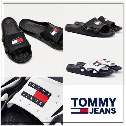 UK発★TOMMY JEANS 21SS HERITAGE サンダル