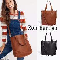 ◆Ron Herman◆ 取扱 Madewell The Medium Transport Tote 2色