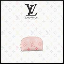 Louis Vuitton★ギフト【モノグラム】コスメ 化粧ポーチ ピンク
