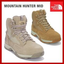 [THE NORTH FACE] MOUNTAIN HUNTER MID WP ★楽な履き心地★
